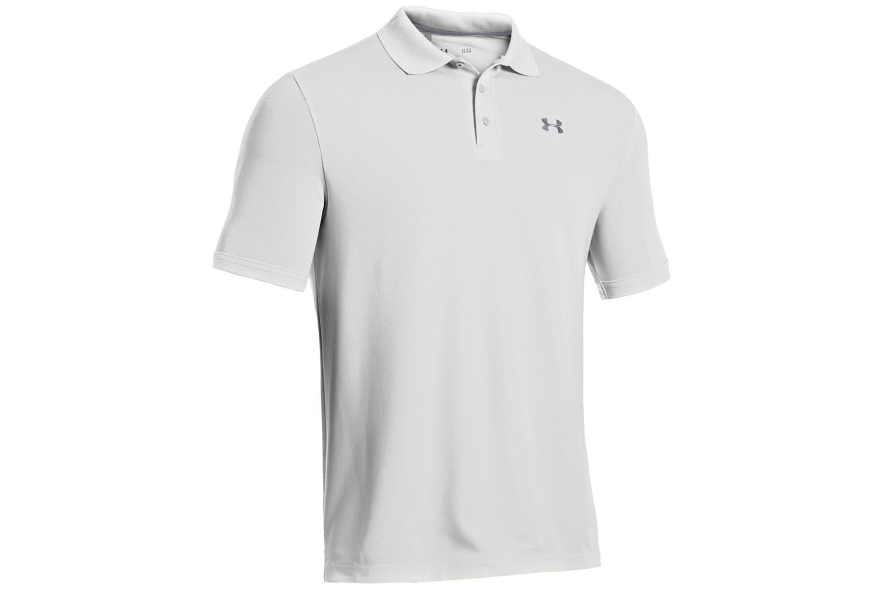 Under armour performance polo shirt online golf for Under armor polo shirt