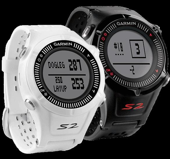 Garmin Approach S2 GPS Watch