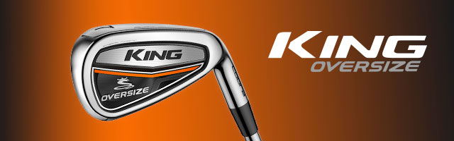 Cobra Golf King Oversize Irons