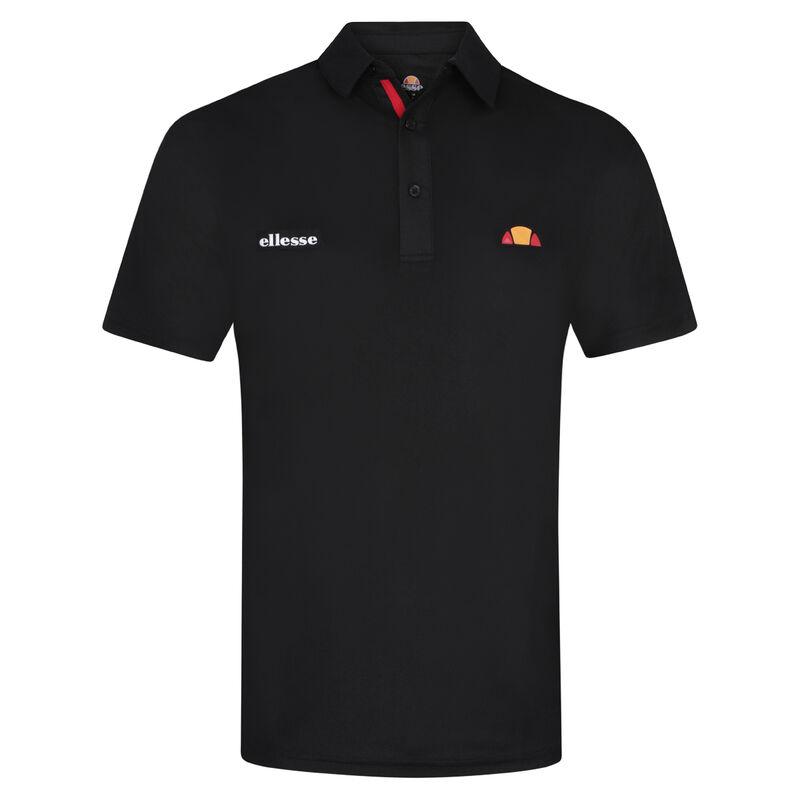 T-Shirts, Polos, Tops Ellesse Lina Core Polo Shirt, Male, Small, Black