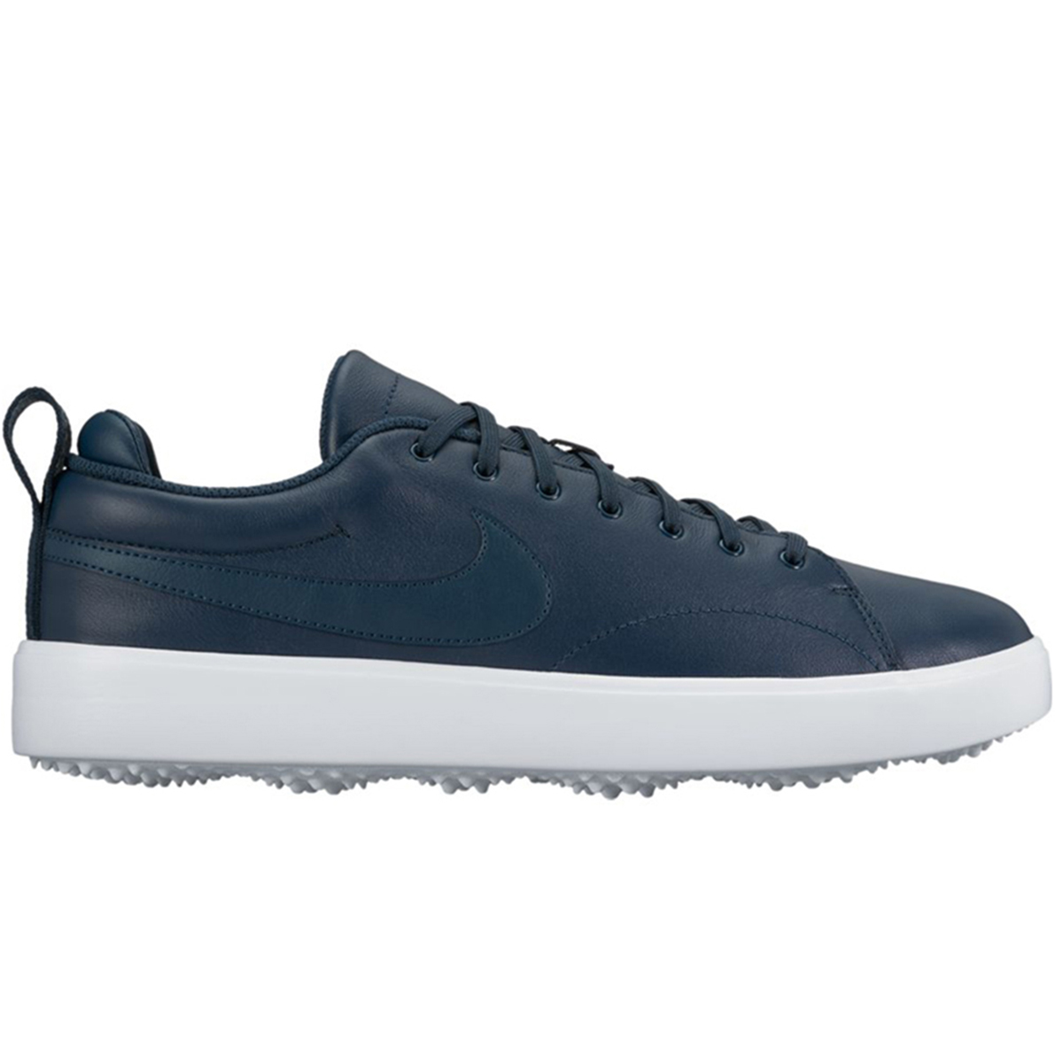 Nike Course Classic Golf Shoes Navy