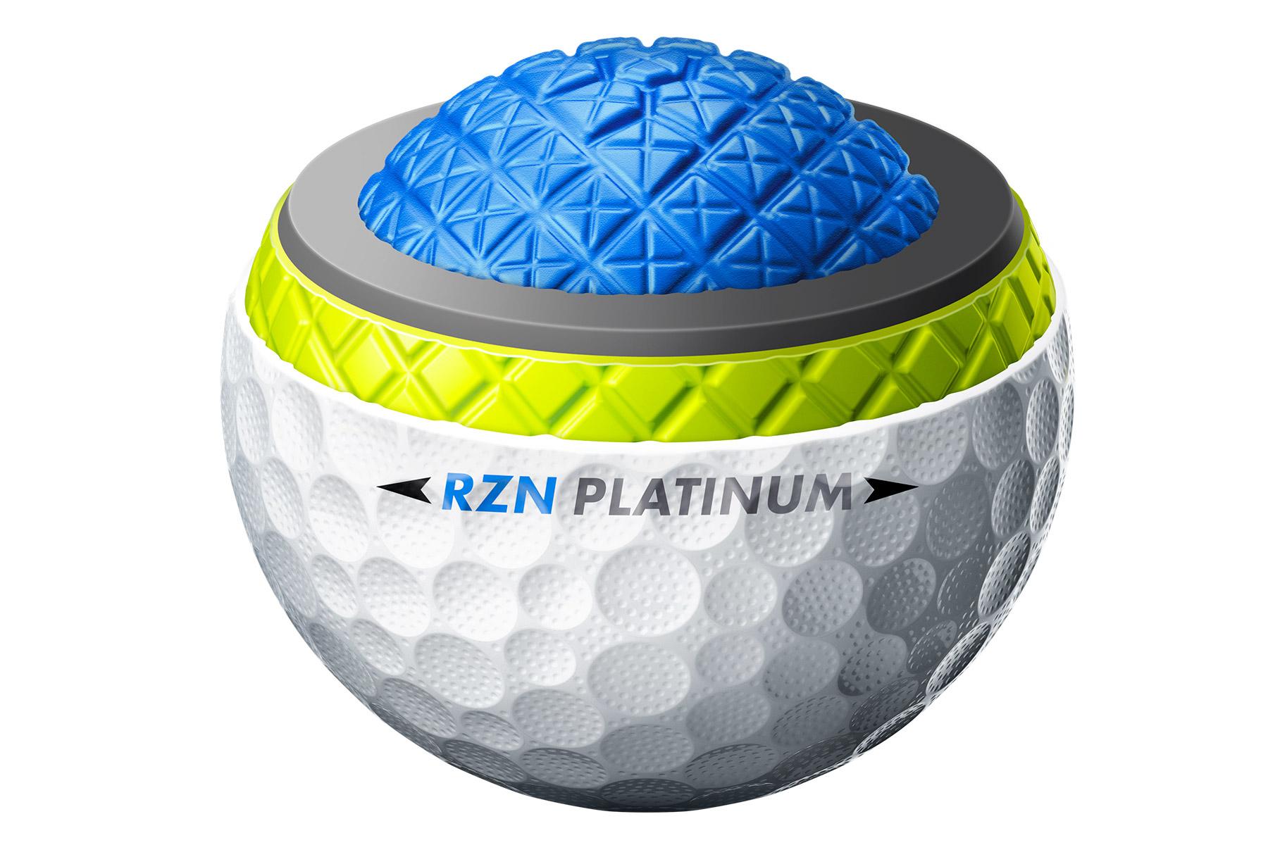 New Nike Rzn Tour Golf Balls