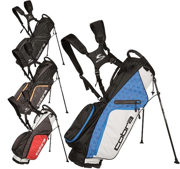 Cube 14-Way Cart Bag