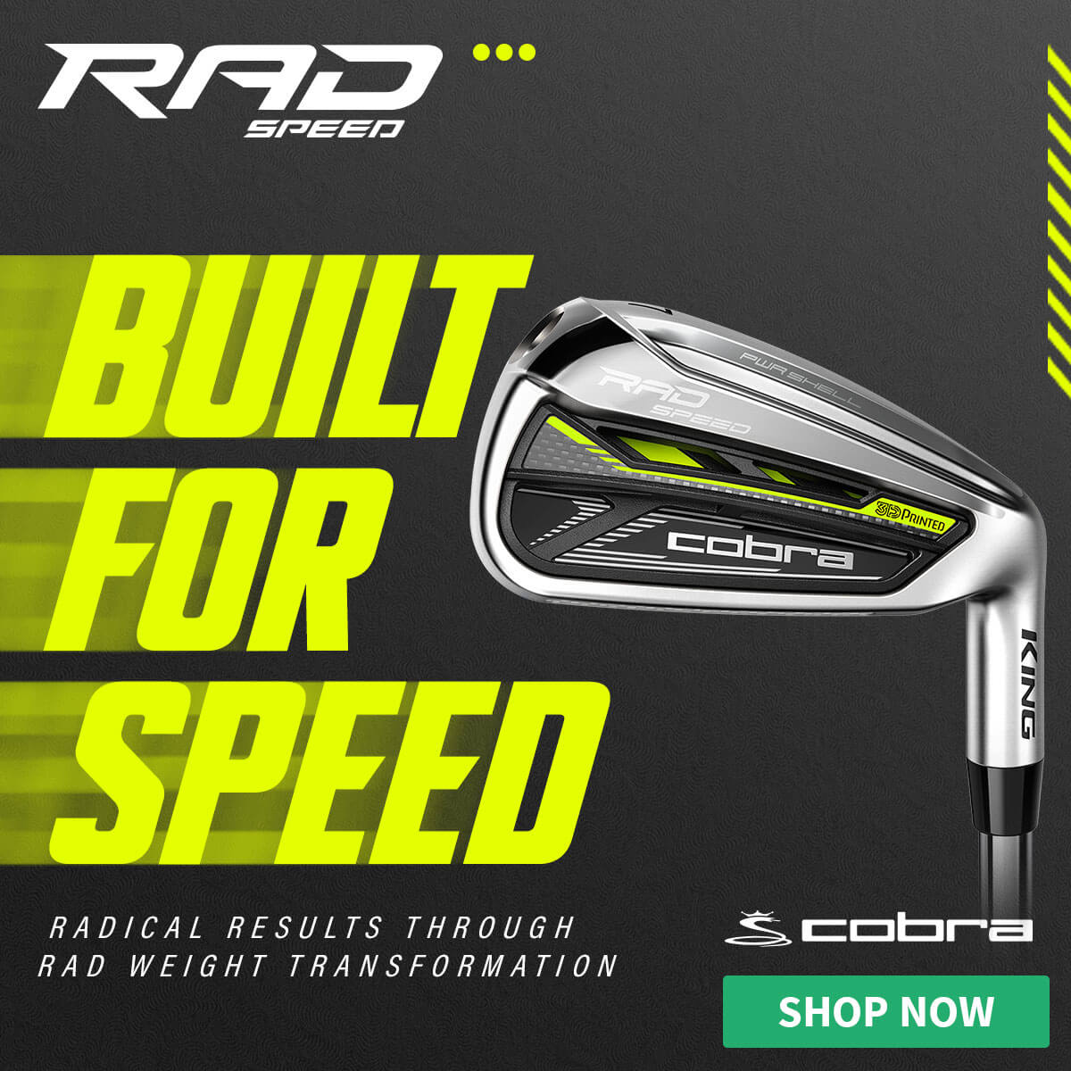 COBRA RAD SPEED