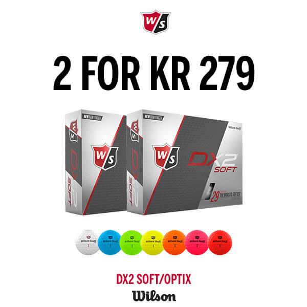 Wilson DX2