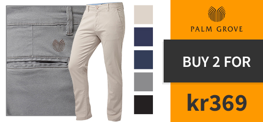 2 for .. Palm Grove Chinos