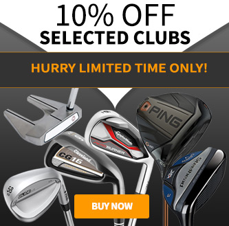 10% Off Selected Clubs