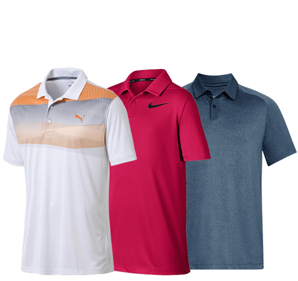 USPGA Scripted Clothing 2018